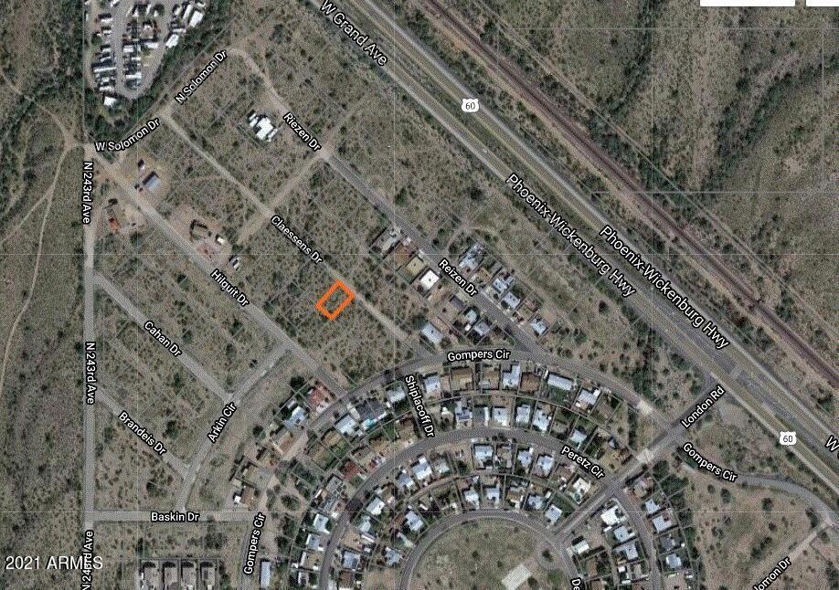 Photo of 0 W Claessens Drive, Morristown, AZ 85342 (MLS # 6306730)