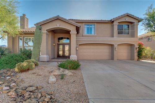 Photo of 7683 E TAILFEATHER Drive, Scottsdale, AZ 85255 (MLS # 6166731)