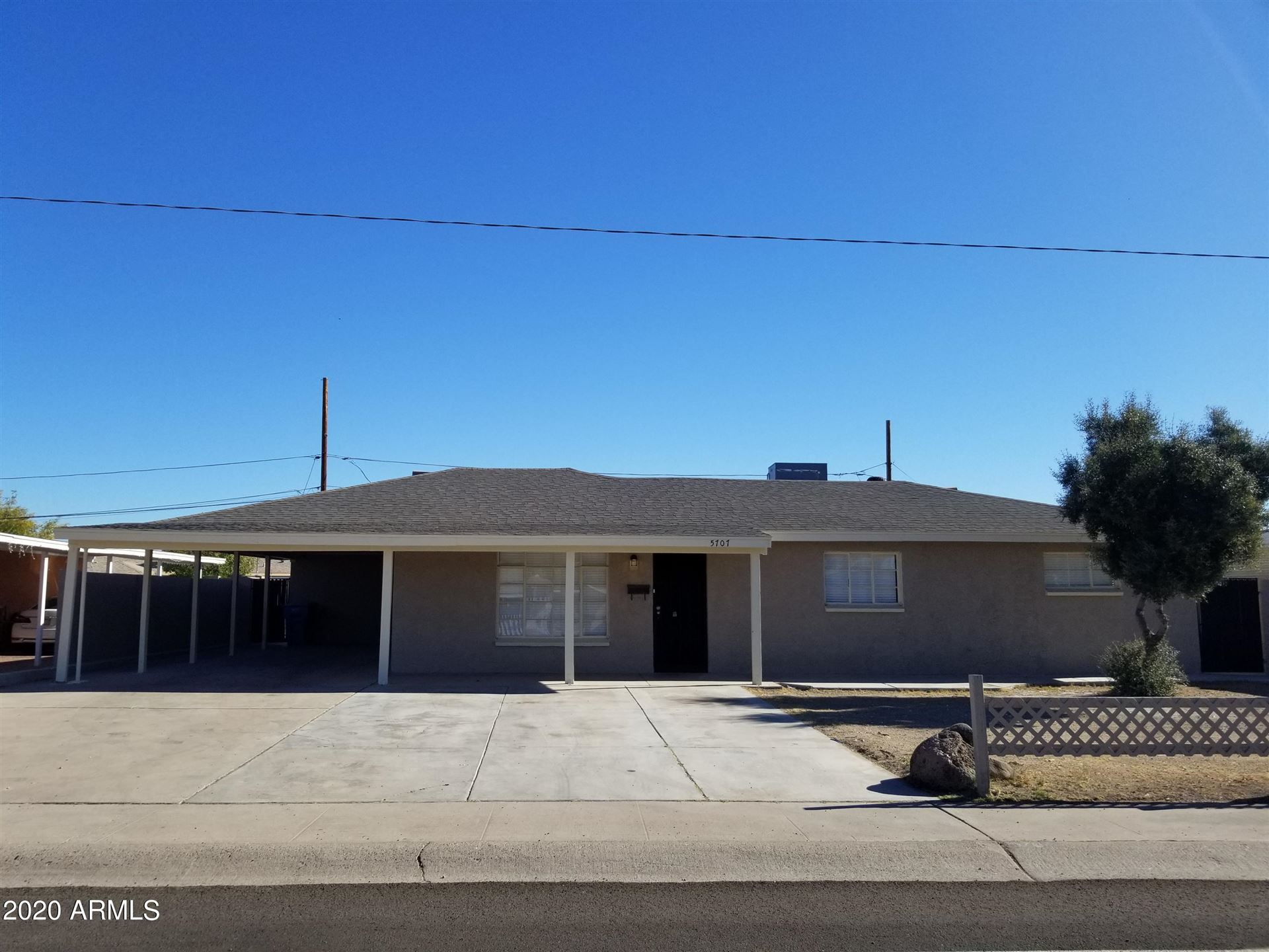 5707 N 23RD Avenue, Phoenix, AZ 85015 - MLS#: 6169731