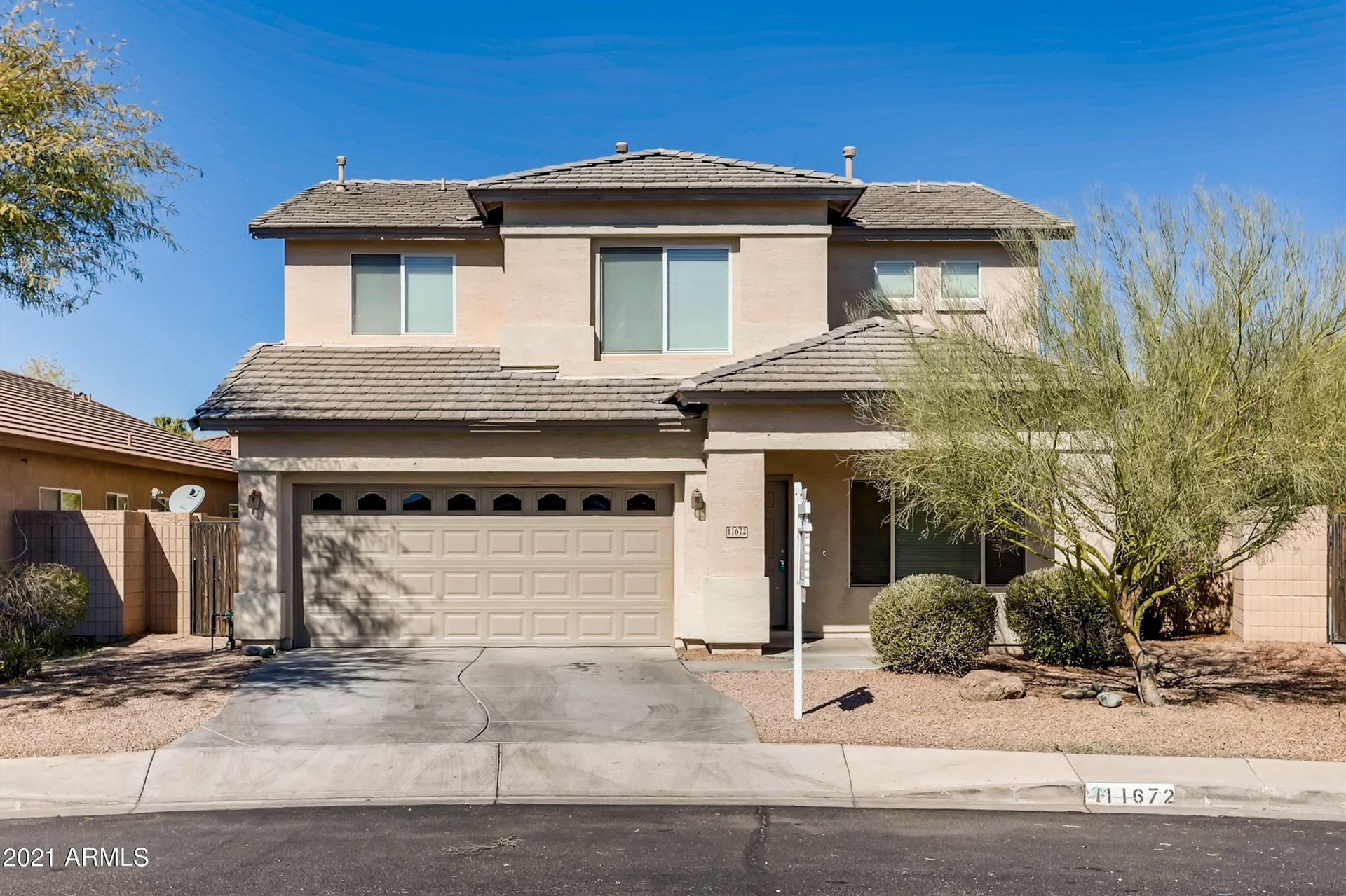 Photo of 11672 W MONROE Street, Avondale, AZ 85323 (MLS # 6197731)