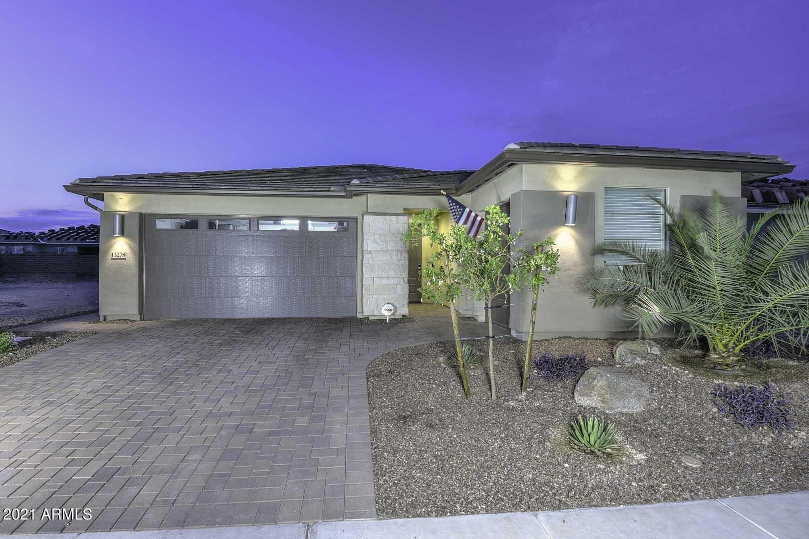 Photo of 13278 W Palo Brea Lane, Peoria, AZ 85383 (MLS # 6295731)