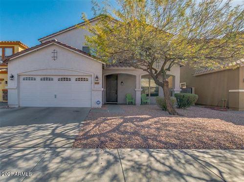 Photo of 4313 W HASAN Drive, Laveen, AZ 85339 (MLS # 6199732)