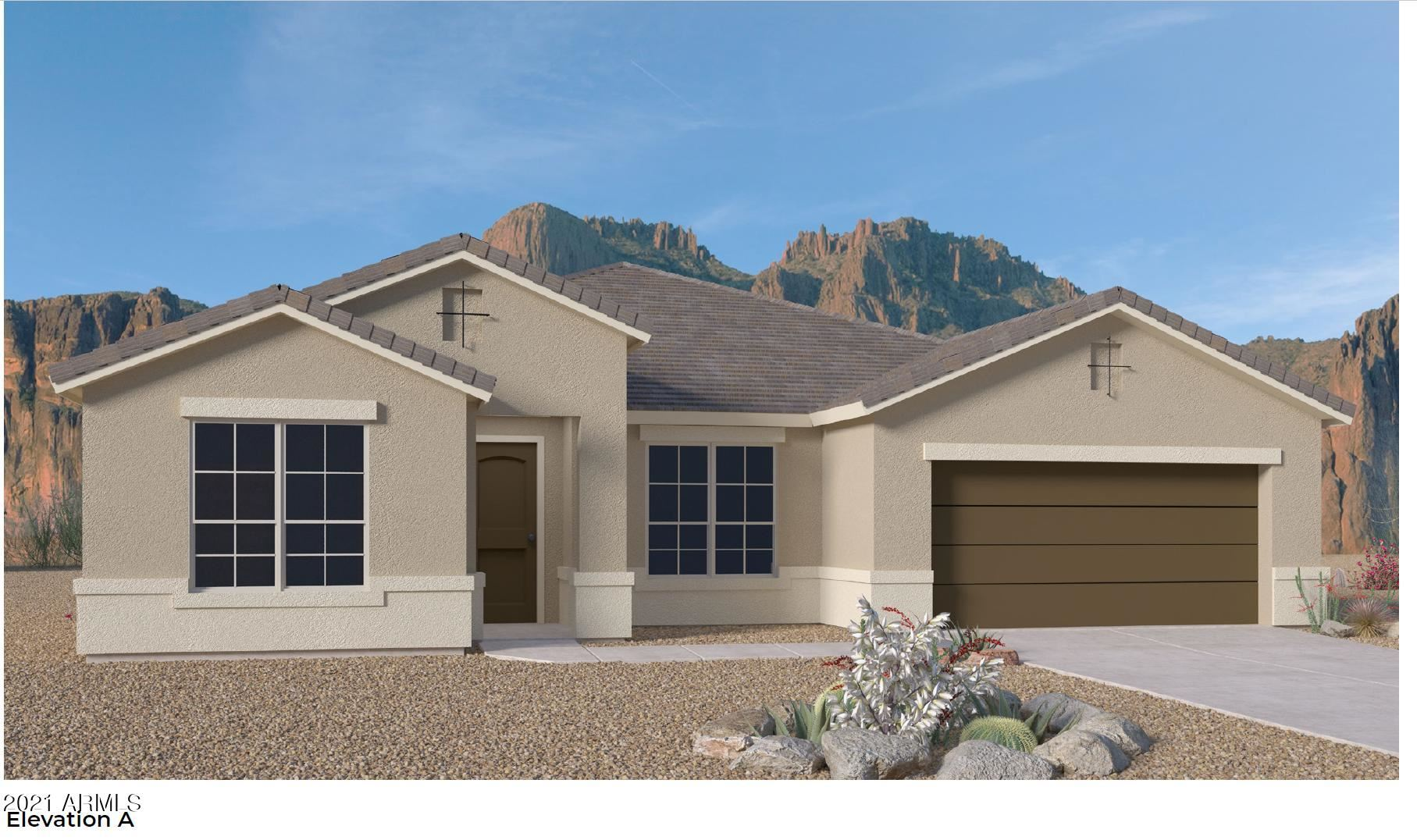 Photo for 17017 N PALO AZUL Road, Maricopa, AZ 85138 (MLS # 6226732)