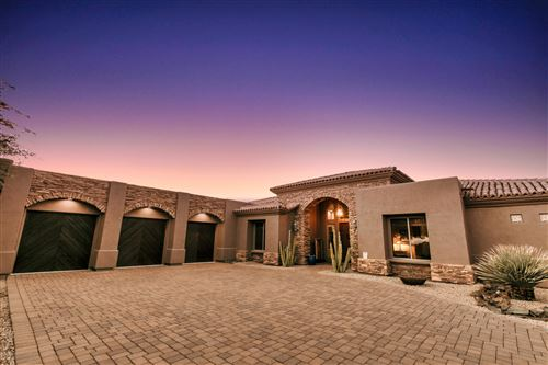 Photo of 9896 E CAVALRY Drive, Scottsdale, AZ 85262 (MLS # 6130733)