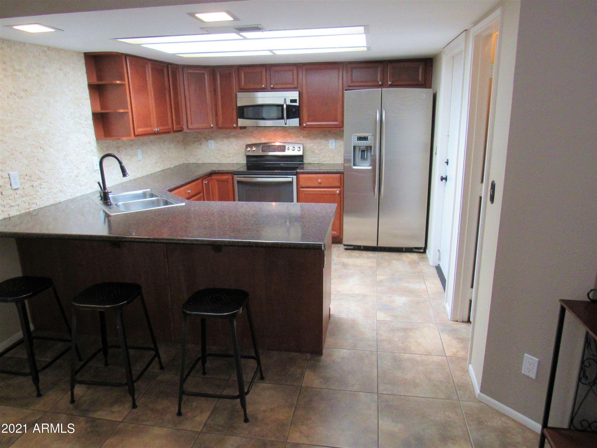 Photo of 7006 E JENSEN Street #20, Mesa, AZ 85207 (MLS # 6203734)