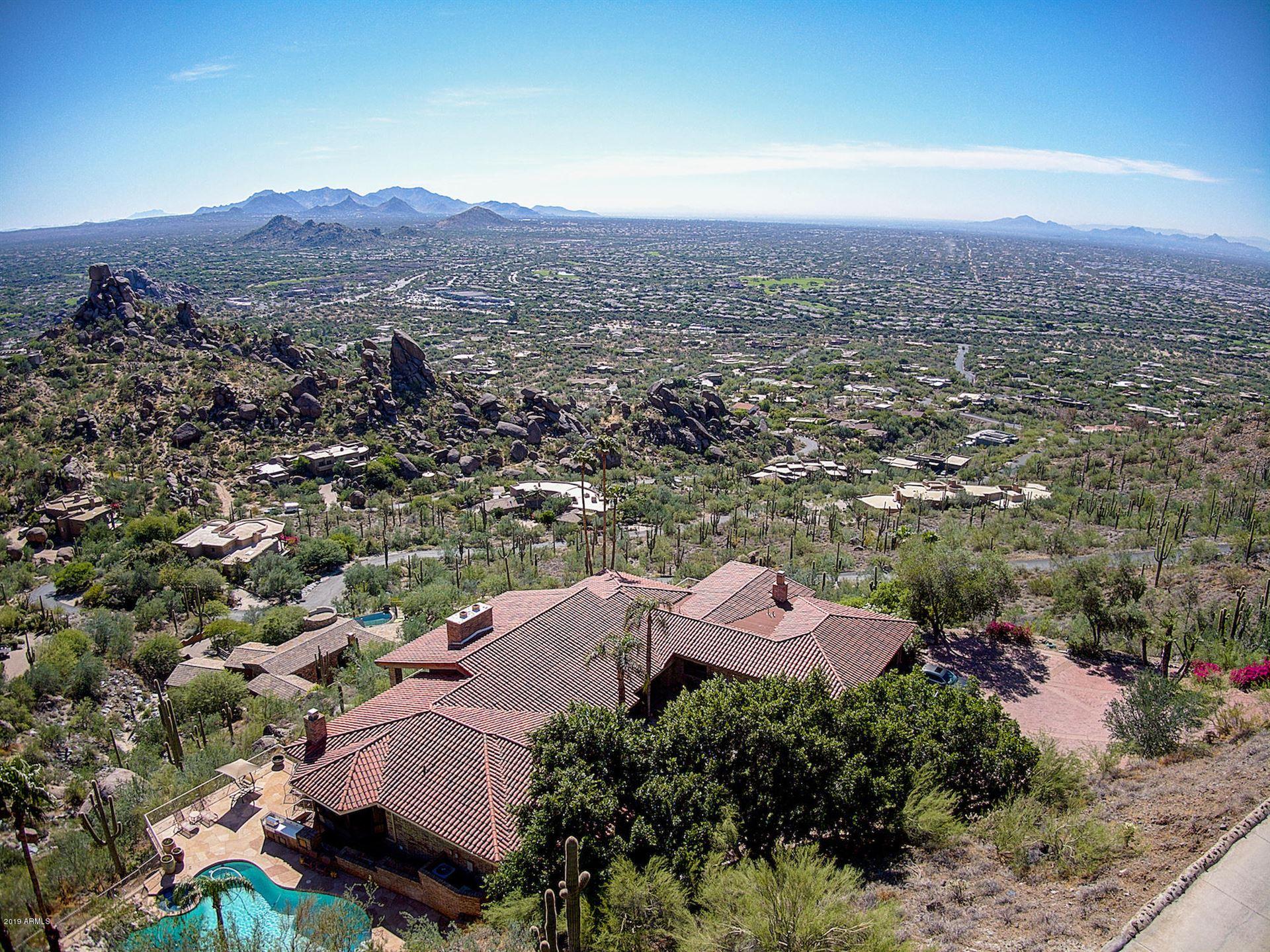 Photo of 6602 N RIDGEWAY Drive, Carefree, AZ 85377 (MLS # 6242734)