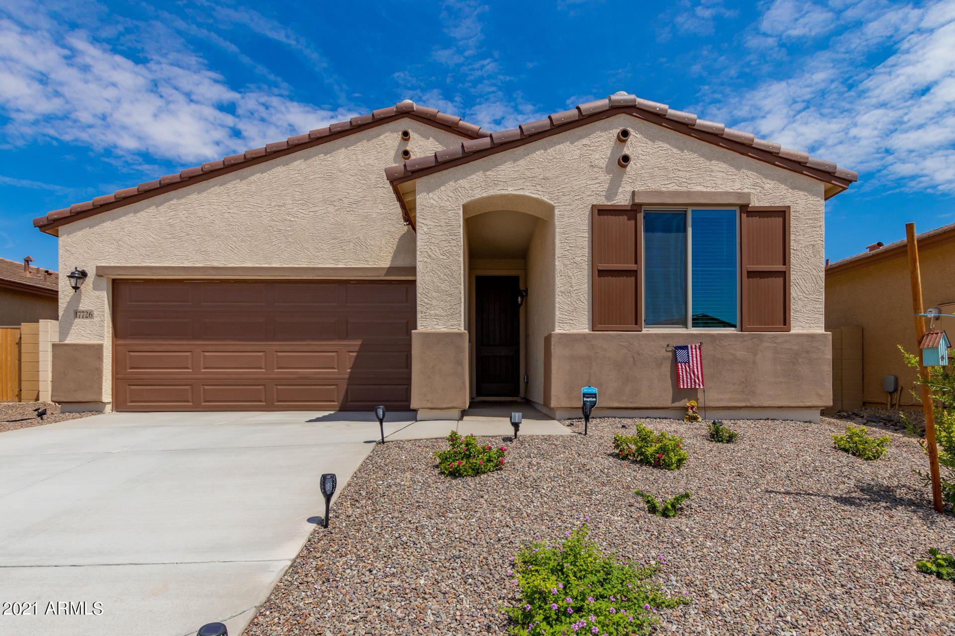 Photo of 17726 W CASHMAN Drive, Surprise, AZ 85387 (MLS # 6270734)