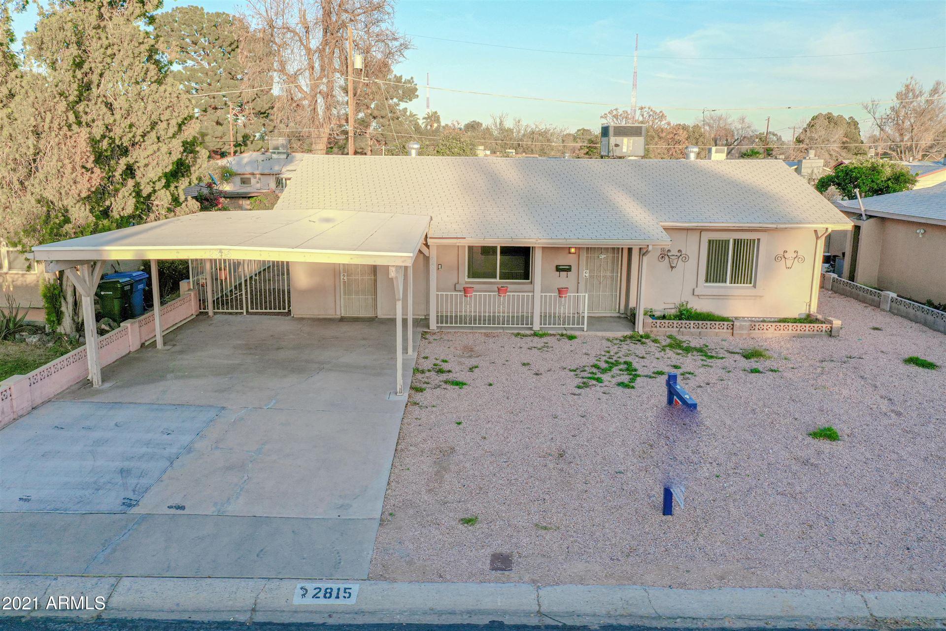 Photo of 2815 N 32ND Place, Phoenix, AZ 85008 (MLS # 6202735)