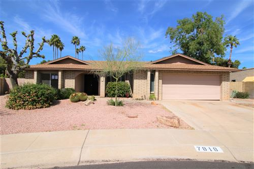 Photo of 7818 E Via Sonrisa --, Scottsdale, AZ 85258 (MLS # 6057736)