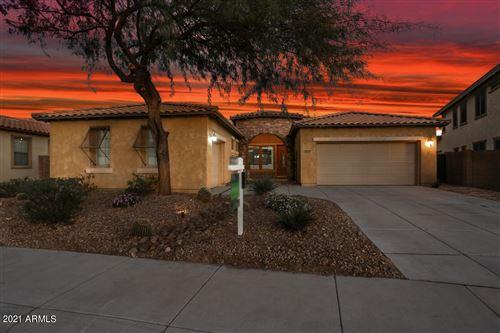 Photo of 12455 W MONTGOMERY Road, Peoria, AZ 85383 (MLS # 6197736)
