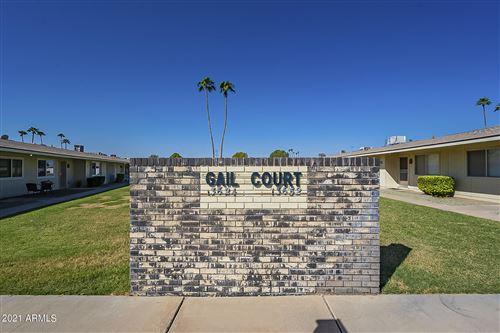 Photo of 13650 N SILVERBELL Drive, Sun City, AZ 85351 (MLS # 6297736)