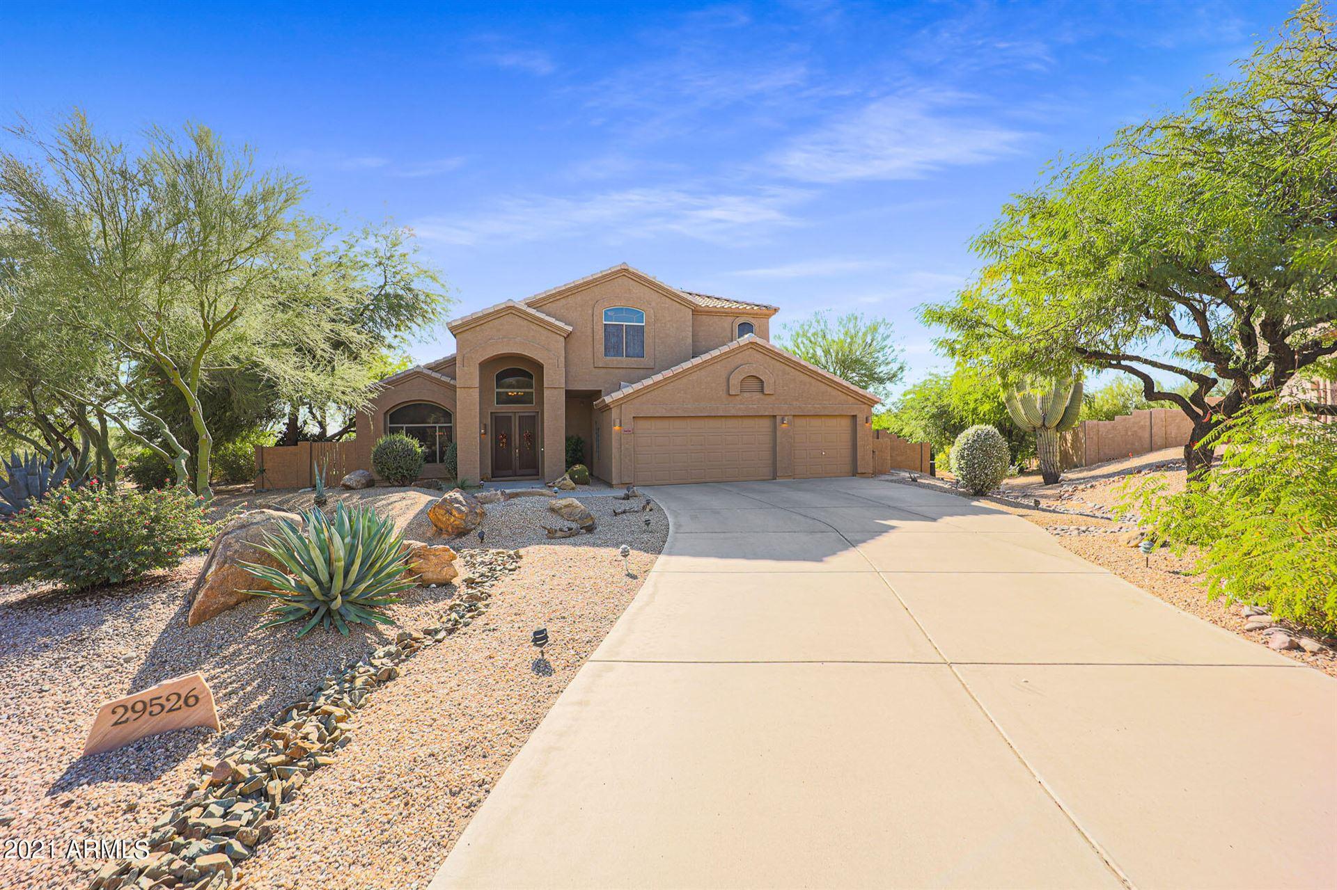 Photo of 29526 N 67TH Street, Scottsdale, AZ 85266 (MLS # 6307736)
