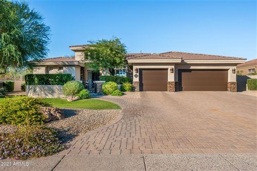 Photo of 7764 E OVERLOOK Drive, Scottsdale, AZ 85255 (MLS # 6182737)