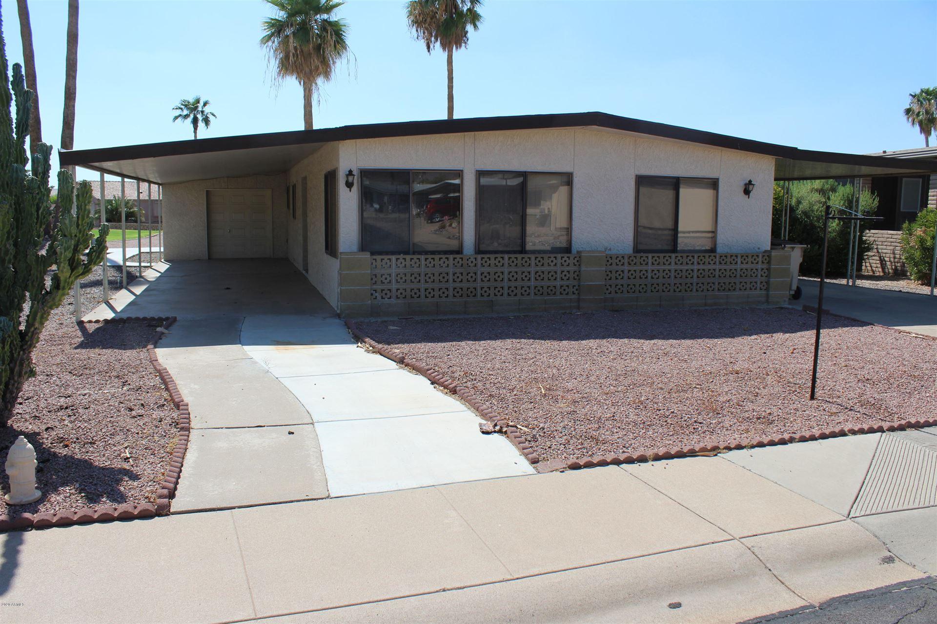2734 N TREVINO Place, Mesa, AZ 85215 - MLS#: 6125738