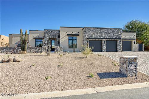 Photo of 23987 N 112TH Place, Scottsdale, AZ 85255 (MLS # 6097739)