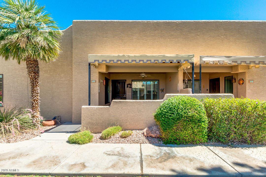 14300 W BELL Road #499, Surprise, AZ 85374 - MLS#: 6089739