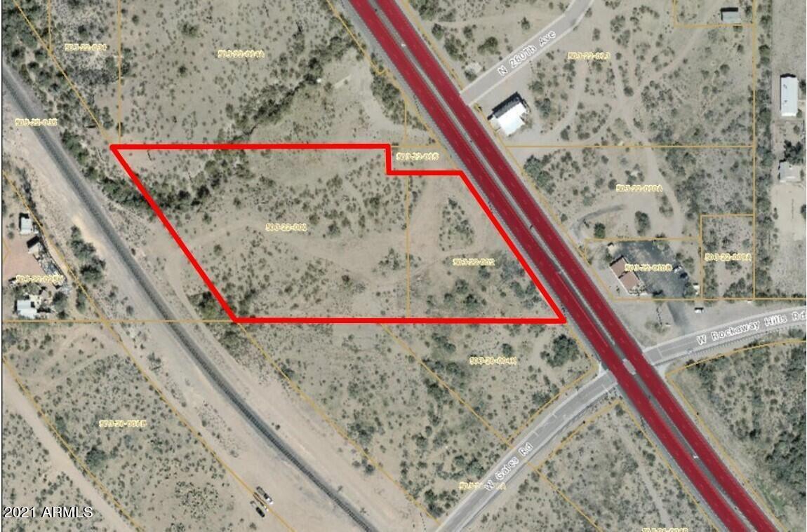 Photo of 41014 N US 60 Highway, Morristown, AZ 85342 (MLS # 6229739)