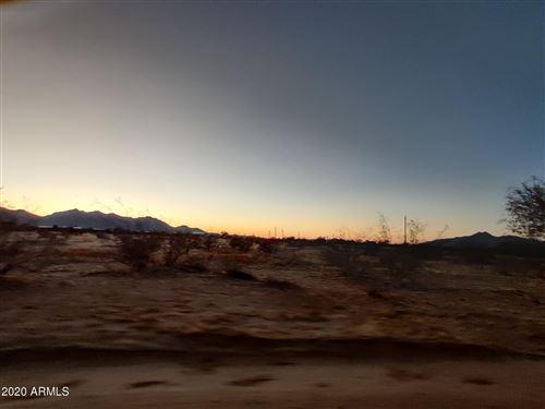 Tiny photo for 55XXXX W LA BARRANCA Drive, Maricopa, AZ 85138 (MLS # 6173740)