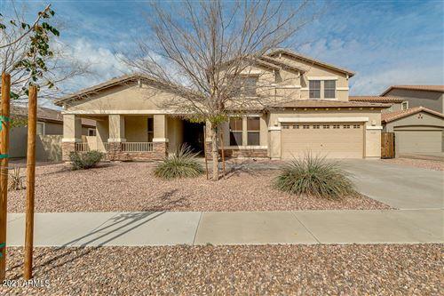 Photo of 3294 E BLUE RIDGE Way, Gilbert, AZ 85298 (MLS # 6189740)