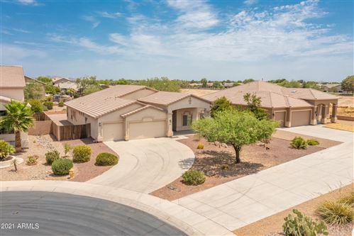 Tiny photo for 43174 W BAILEY Drive, Maricopa, AZ 85138 (MLS # 6274740)