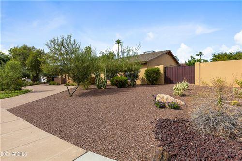 Photo of 5838 E LARKSPUR Drive, Scottsdale, AZ 85254 (MLS # 6290740)