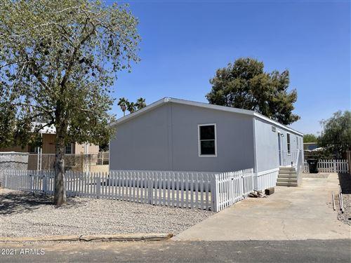 Photo of 7660 E MCKELLIPS Road #79, Scottsdale, AZ 85257 (MLS # 6226741)