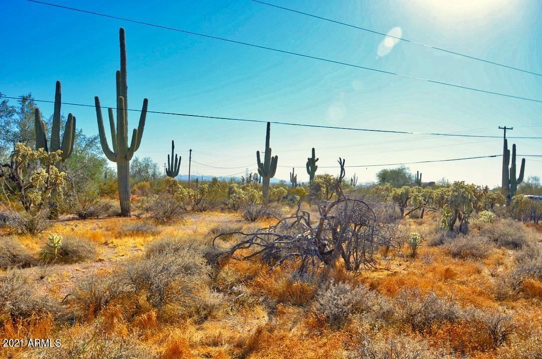 Photo of 0000 N WOLVERINE PASS Road, Apache Junction, AZ 85119 (MLS # 6199741)