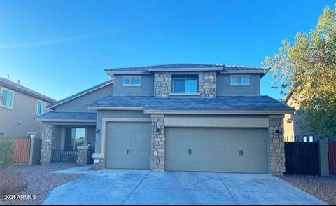 Photo of 11535 E SEAVER Avenue, Mesa, AZ 85212 (MLS # 6203741)