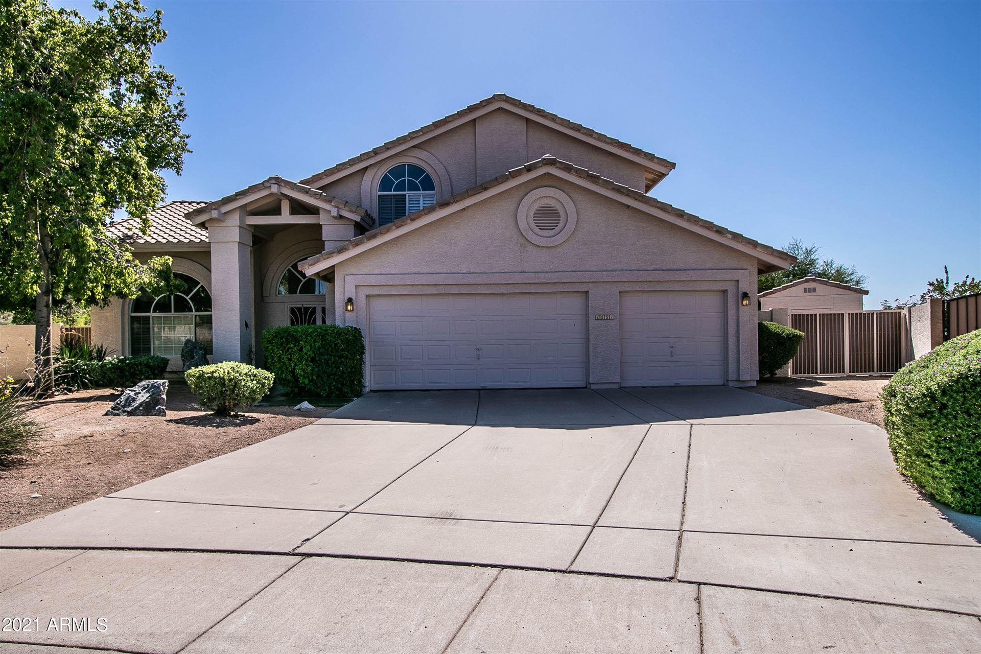 Photo of 1551 E MUIRWOOD Drive, Phoenix, AZ 85048 (MLS # 6307741)