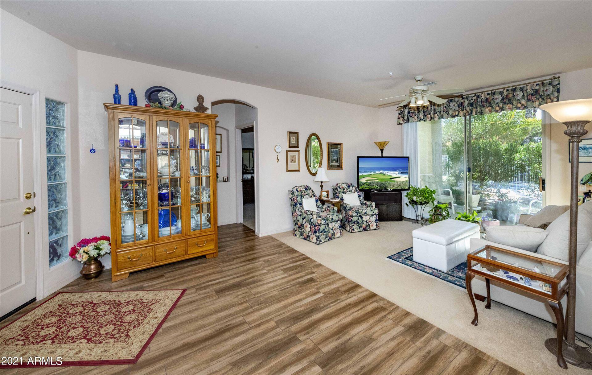 Photo of 16677 E WESTBY Drive #104, Fountain Hills, AZ 85268 (MLS # 6196742)