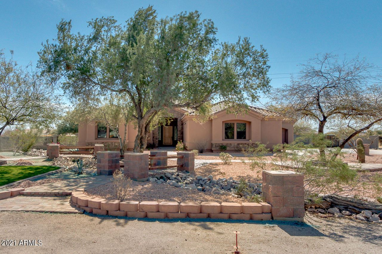 Photo of 23143 W WATKINS Street, Buckeye, AZ 85326 (MLS # 6202742)