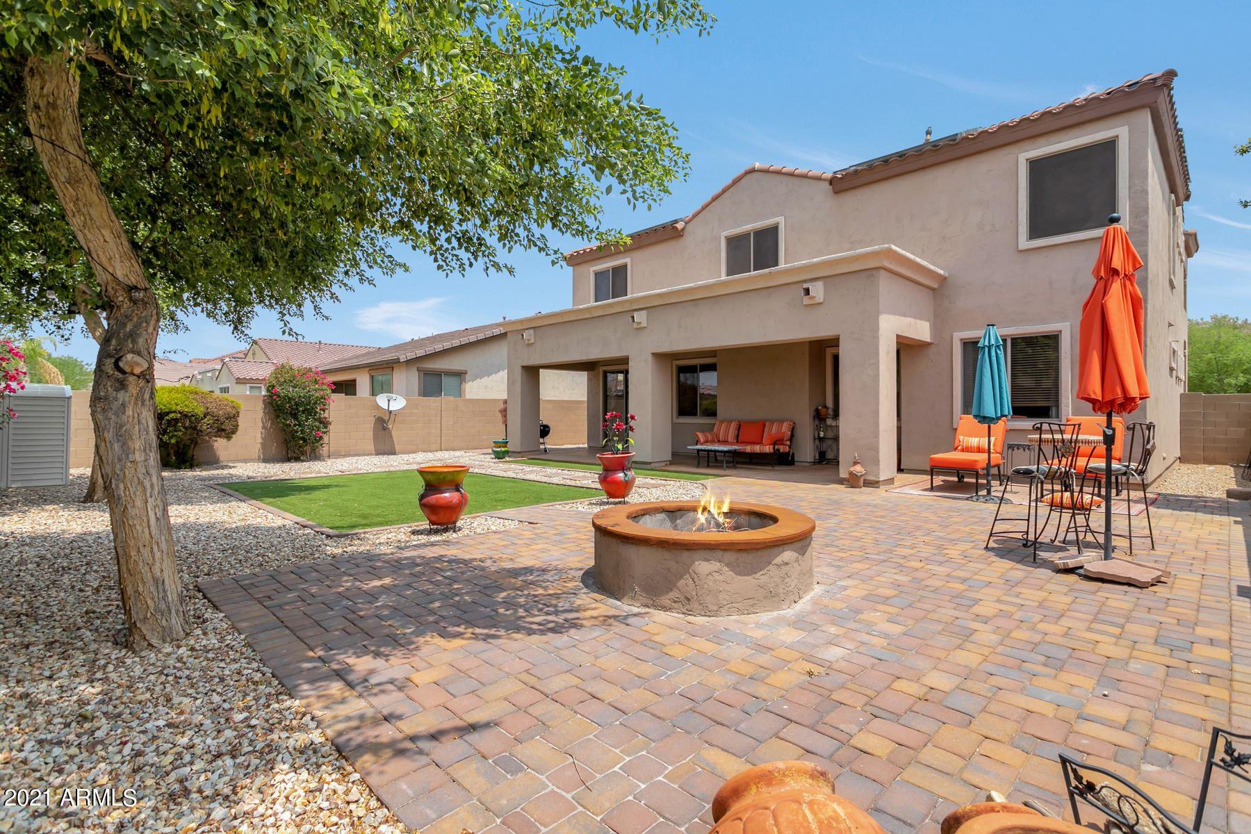 Photo of 4256 N 157TH Avenue, Goodyear, AZ 85395 (MLS # 6265742)