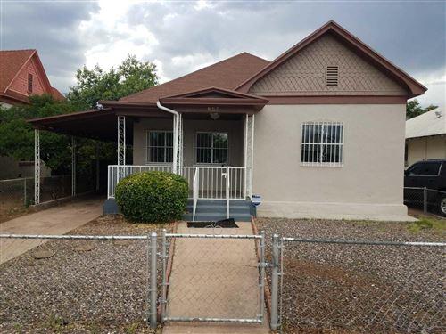 Photo of 851 E 9th Street, Douglas, AZ 85607 (MLS # 6033743)