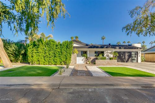 Photo of 3513 N PINTO Lane, Scottsdale, AZ 85251 (MLS # 6162743)