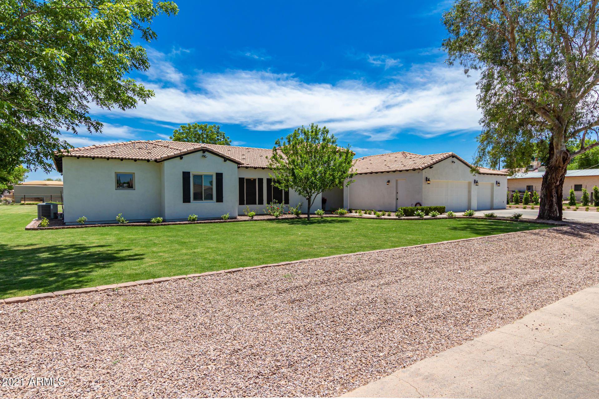 Photo of 17248 E PECOS Road, Gilbert, AZ 85295 (MLS # 6249743)