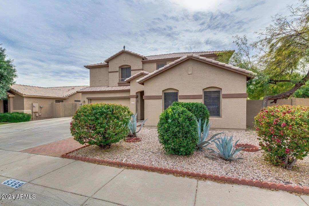Photo of 5399 W KALER Circle, Glendale, AZ 85301 (MLS # 6294743)
