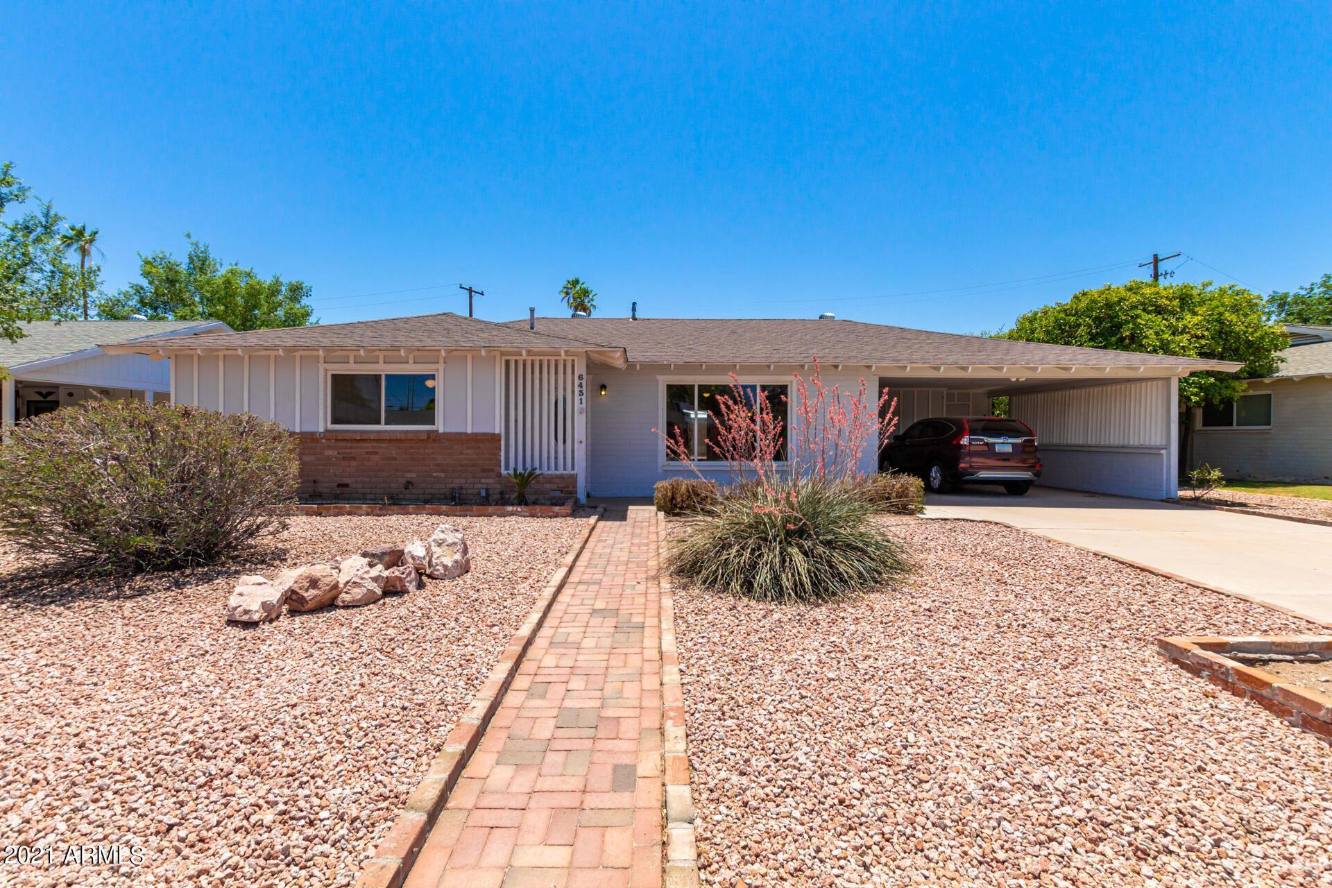 6431 E Lewis Avenue, Scottsdale, AZ 85257 - MLS#: 6244745