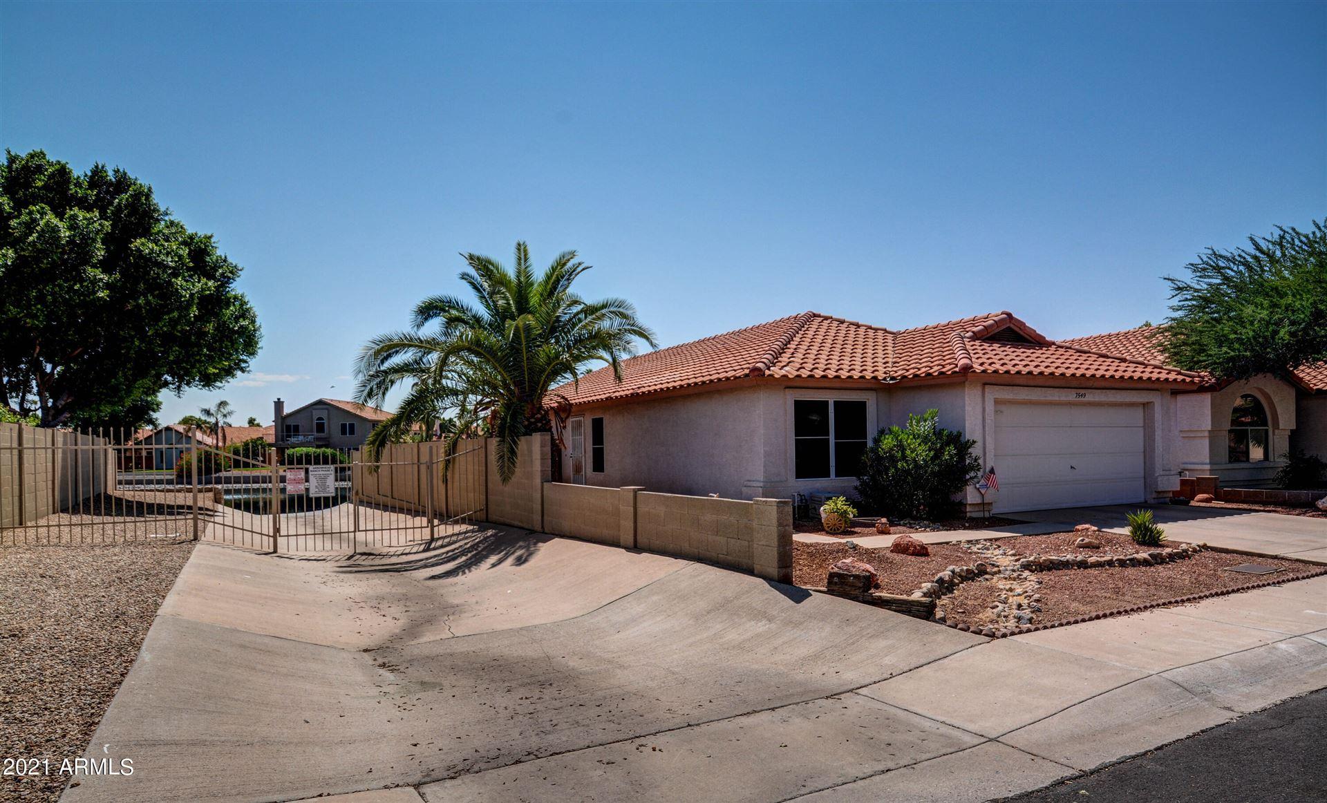 Photo of 7549 W KERRY Lane, Glendale, AZ 85308 (MLS # 6296745)