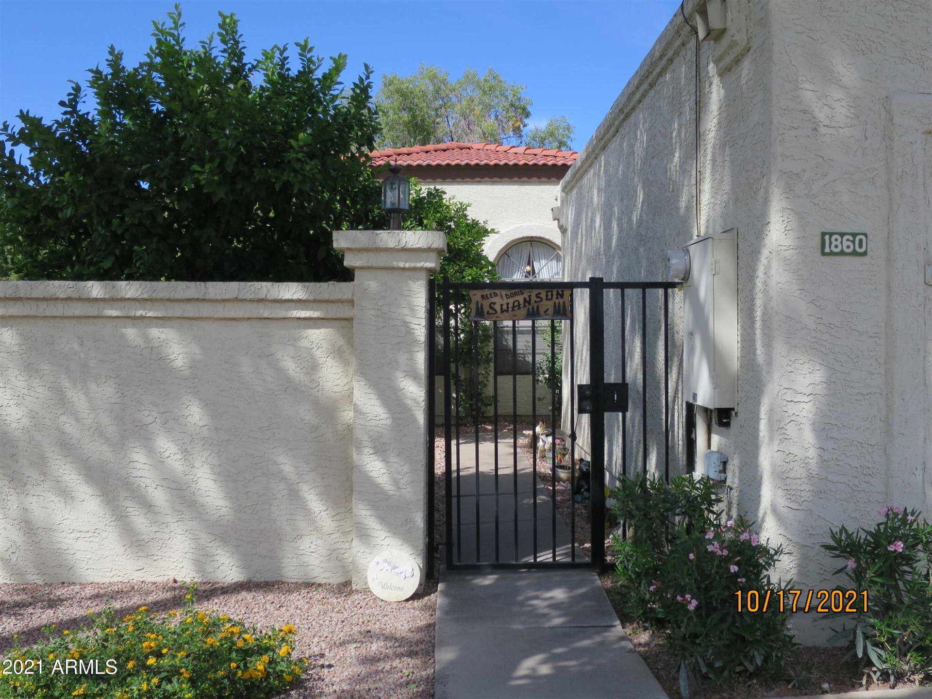 Photo of 1860 E VINEDO Lane, Tempe, AZ 85284 (MLS # 6310745)