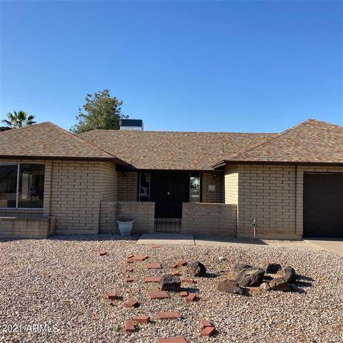 Photo of 4635 W LIBBY Street, Glendale, AZ 85308 (MLS # 6219746)
