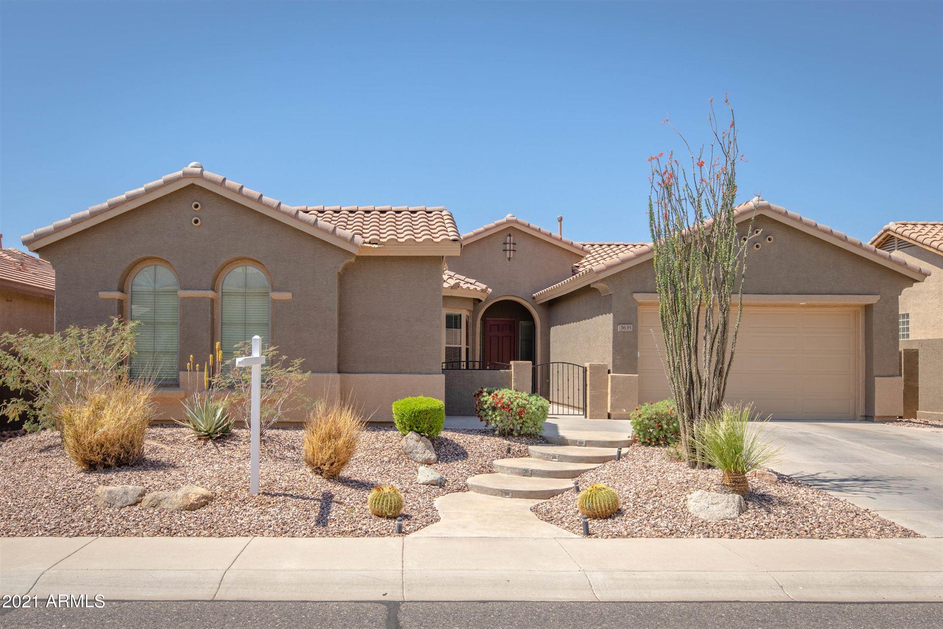 Photo of 3635 W LINKS Drive, Anthem, AZ 85086 (MLS # 6225746)