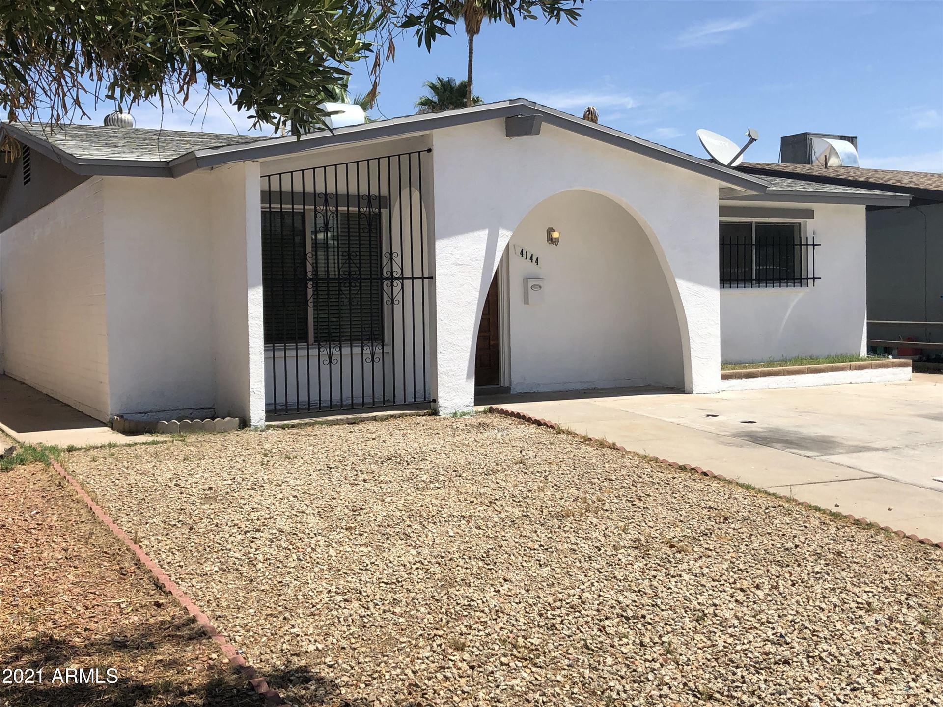 4144 W MEDLOCK Drive, Phoenix, AZ 85019 - MLS#: 6268746