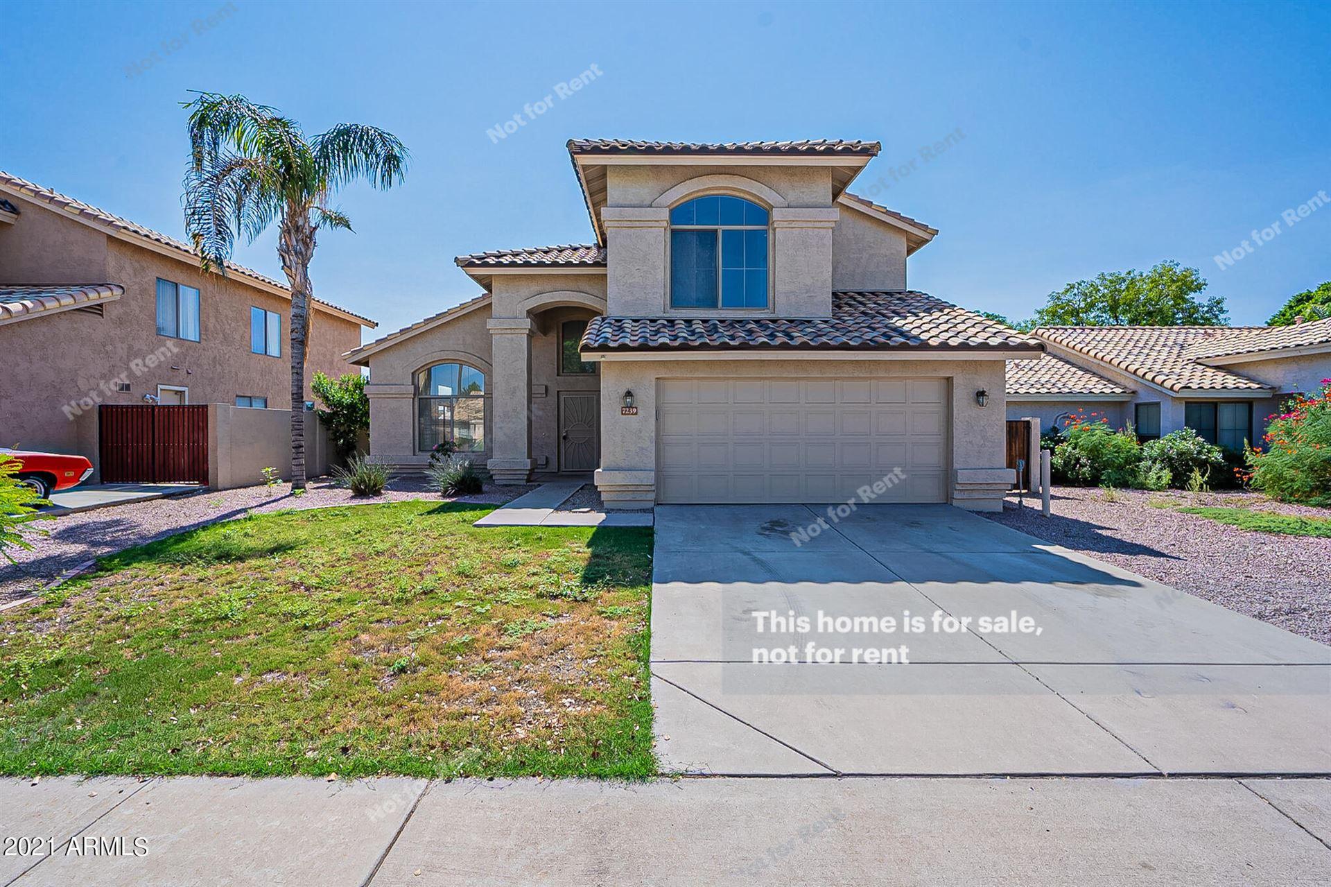 7239 E MADERO Avenue, Mesa, AZ 85209 - #: 6301746