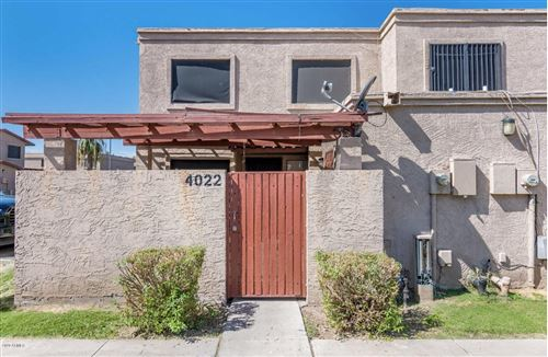 Photo of 4022 W READE Avenue, Phoenix, AZ 85019 (MLS # 6149747)
