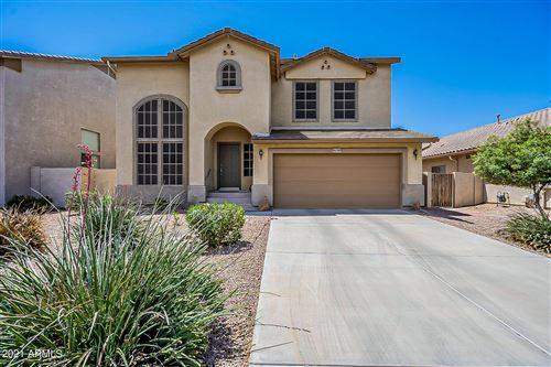 Photo of 44285 W BUCKHORN Trail, Maricopa, AZ 85138 (MLS # 6232747)