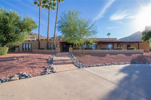 Photo of 4601 E MOCKINGBIRD Lane, Paradise Valley, AZ 85253 (MLS # 6195748)