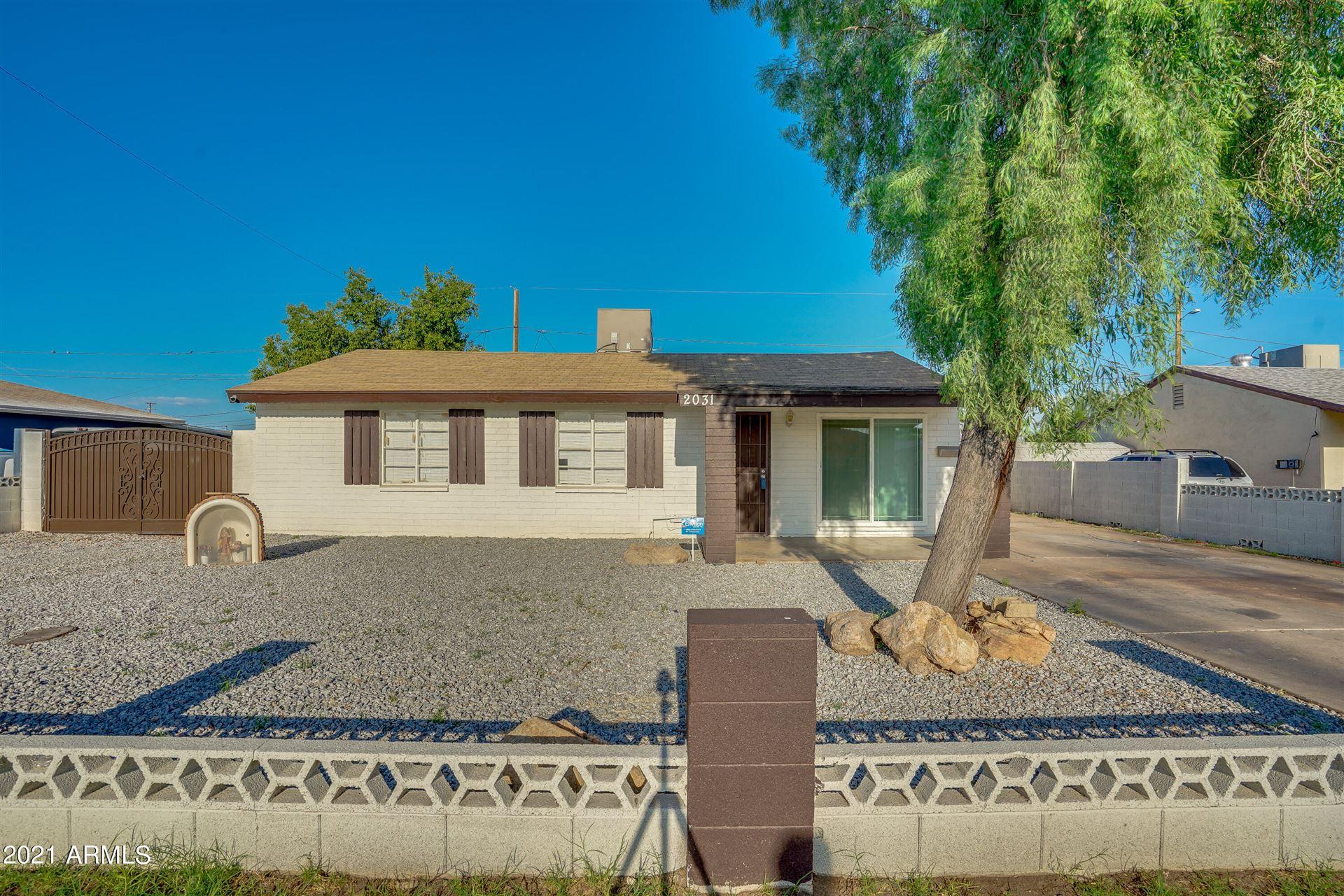 2031 N 37TH Drive, Phoenix, AZ 85009 - MLS#: 6285748