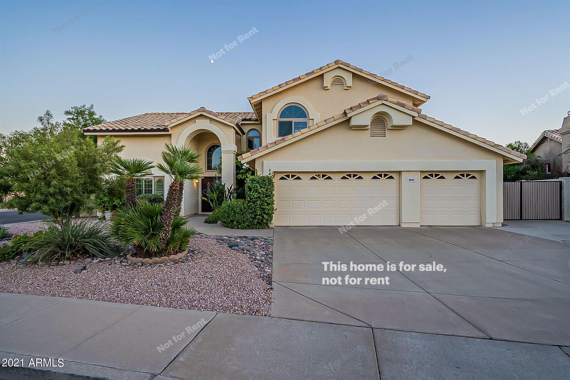 Photo of 3843 W IRONWOOD Drive, Chandler, AZ 85226 (MLS # 6307748)