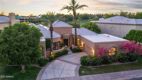 Photo of 7878 E GAINEY RANCH Road #36, Scottsdale, AZ 85258 (MLS # 6231749)