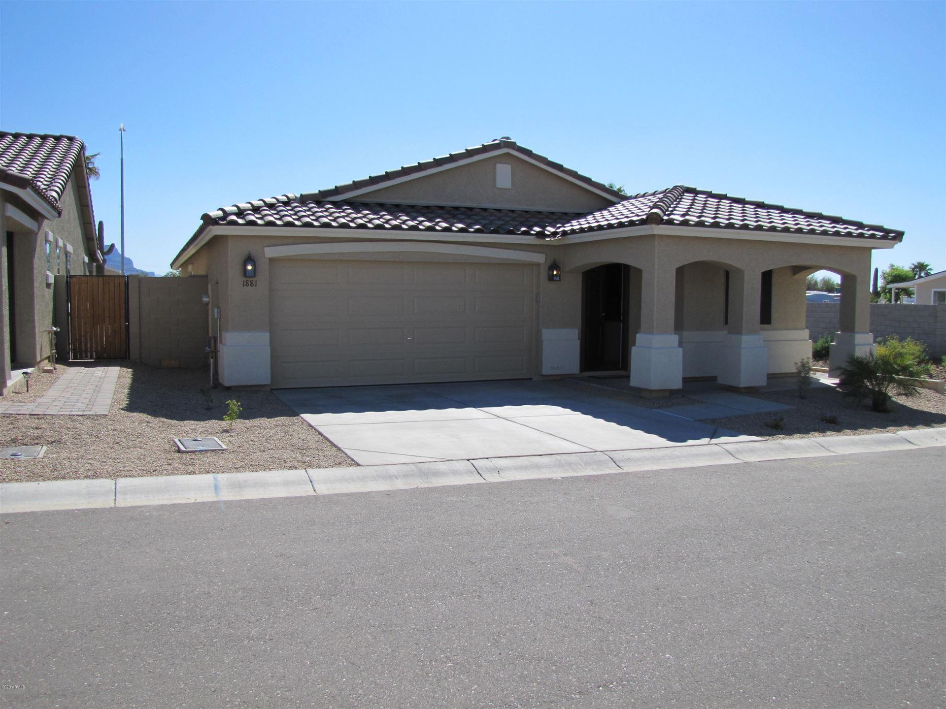 Photo of 1881 S EZRI Road, Apache Junction, AZ 85119 (MLS # 6268749)